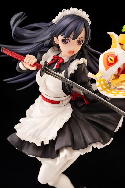 7th Dragon 2020-II Samurai (Katanako) Maid Style 1/7 Complete Figure