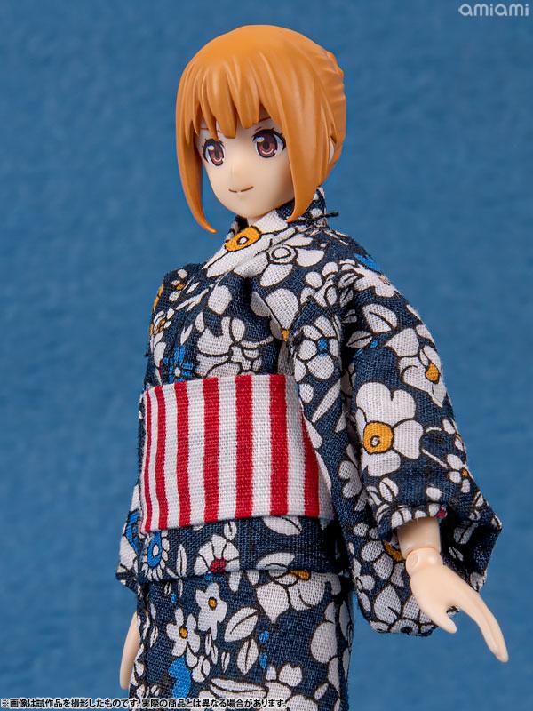 figma Styles Female Body (Emily) with Yukata Outfit 2