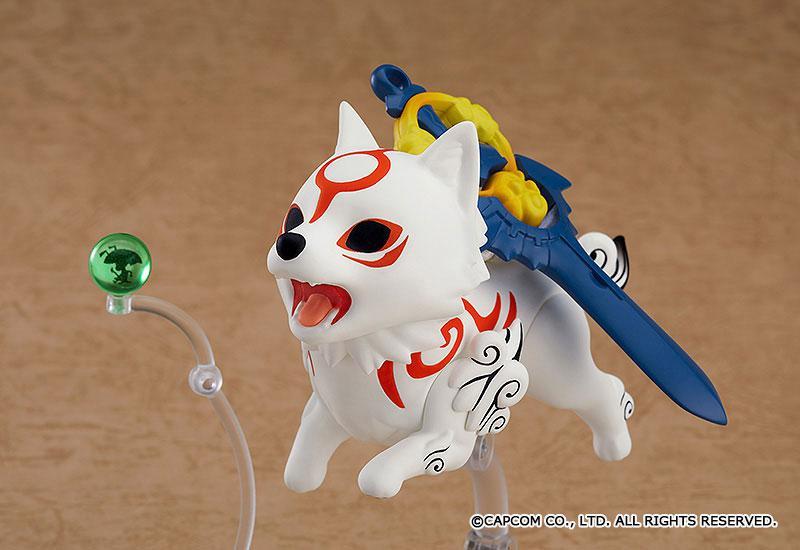 Nendoroid Okami Amaterasu DX Ver. product