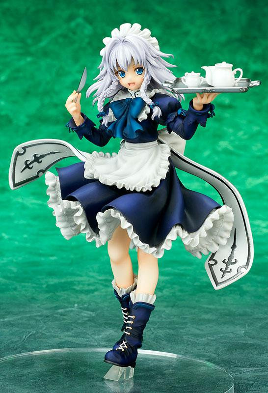 Touhou Project Sakuya Izayoi Touhou Kourindou Ver. Event Exclusive Extra Color Complete Figure