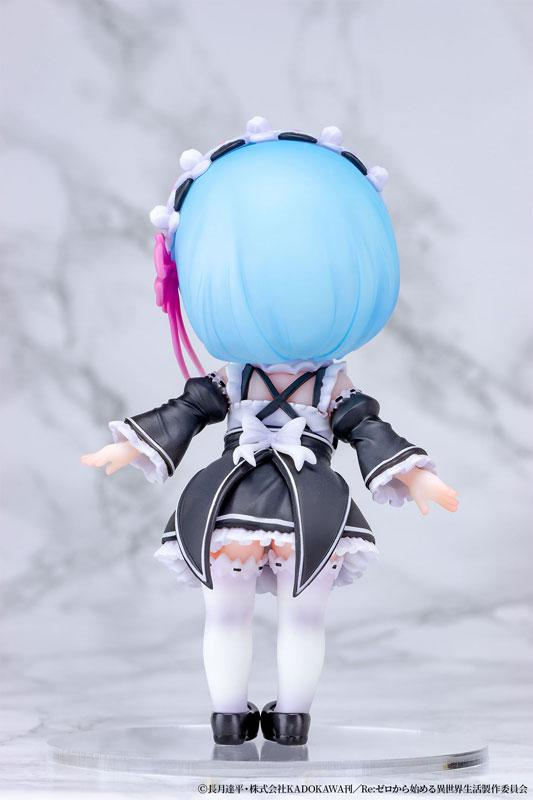 "LuLuMeKu Re:ZERO -Starting Life in Another World- ""Rem"" Deformed Figure"