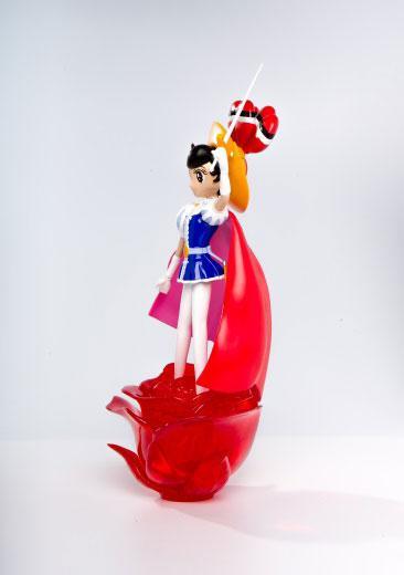 Osamu Tezuka's Titles Figure Series Princess Knight Sapphire Complete Figure main