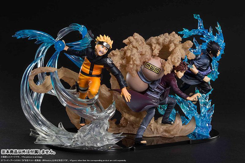 """Figuarts ZERO Naruto Uzumaki -Shippuden- Kizuna Relation """"NARUTO Shippuden"""" 6"""