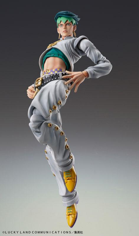 Super Action Statue JoJo's Bizarre Adventure Part.IV Rohan Kishibe & Heaven's Door 2