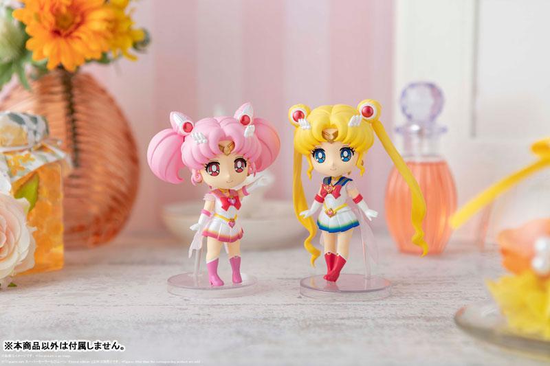 "Figuarts mini Super Sailor Chibi Moon -Eternal edition- Movie ""Sailor Moon Eternal"" 3"