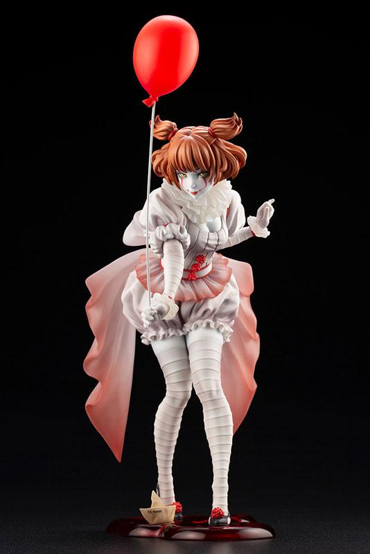HORROR BISHOUJO IT Pennywise (2017) 1/7 Complete Figure main