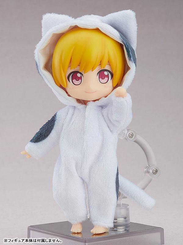 Nendoroid Doll: Kigurumi Pajamas (Tuxedo Cat) product