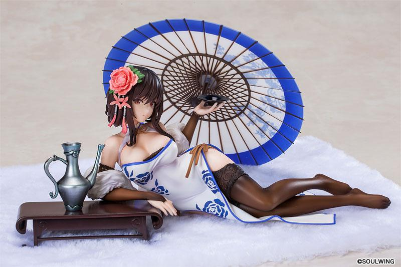 Original Series: Keiseiran - Zhaojun Yuhuan 1/7 Complete Figure 0