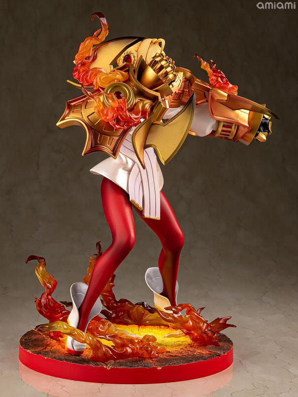 Fate/EXTELLA [Saber Regalia] Nero Claudius Zoukei Shinka Gekiteki STATUE 01 1/7 Complete Figure 2