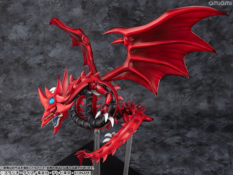 Juukouchoudai Series Yu-Gi-Oh! Duel Monsters Slifer the Sky Dragon Complete Figure