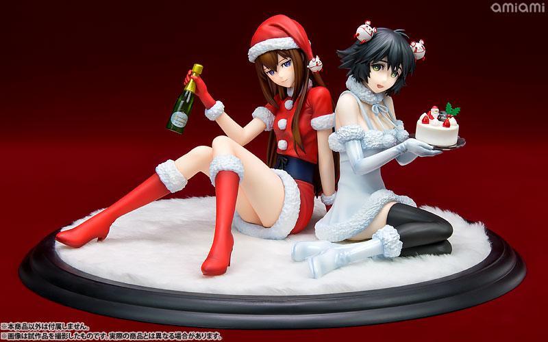 """Steins;Gate 0"" Mayuri Shiina Christmas Ver. 1/7 Complete Figure"
