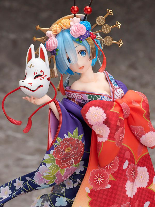 Re:ZERO -Starting Life in Another World- Rem -Oirandouchuu- 1/7 Complete Figure