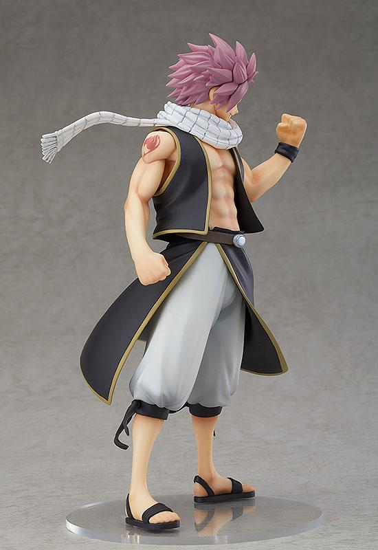 "POP UP PARADE ""FAIRY TAIL"" Finale Series Natsu Dragneel Complete Figure"