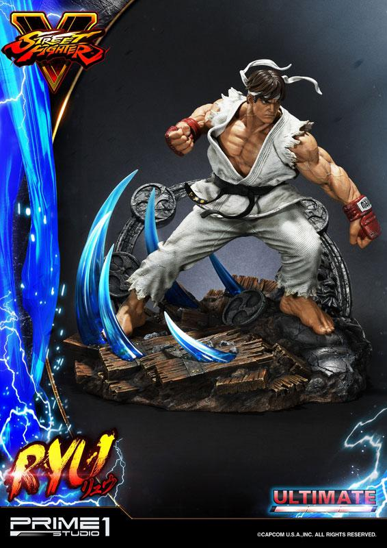 Premium Master Line Street Fighter V Ryu Ultimate 1/4 Statue main