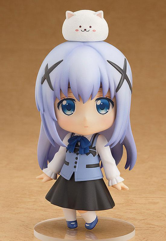Nendoroid Is the order a rabbit? Chino main