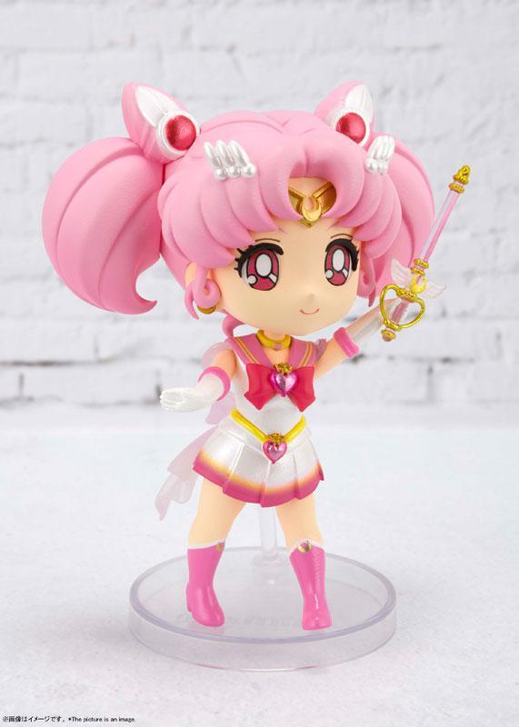 "Figuarts mini Super Sailor Chibi Moon -Eternal edition- Movie ""Sailor Moon Eternal"" main"