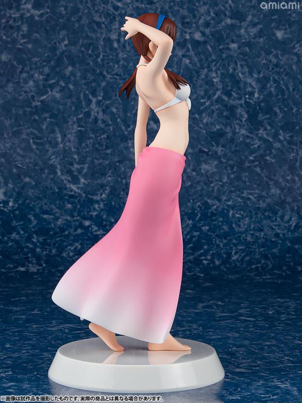 Rebuild of Evangelion Mari Makinami Illustrious [Summer Queens] 1/8 Complete Figure