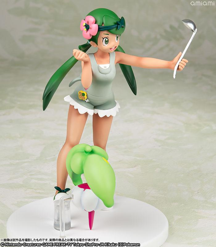 G.E.M. Series Pokemon Mallow & Steenee Complete Figure 1
