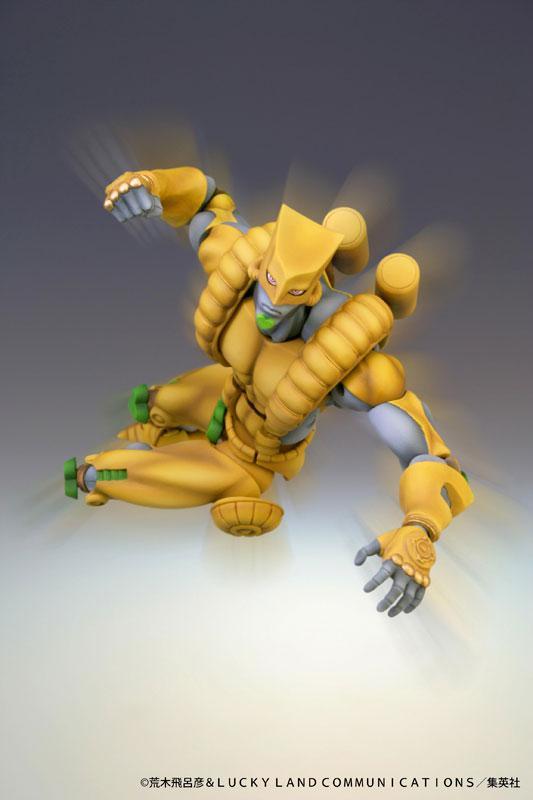 Super Action Statue JoJo's Bizarre Adventure Part.III The World 1