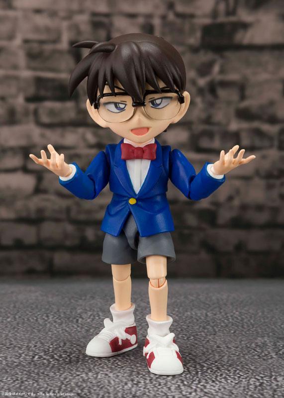 "S.H.Figuarts Conan Edogawa -Tracking Part- ""Detective Conan"" 3"