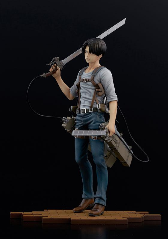 BRAVE-ACT Attack on Titan Levi -ver.2B- 1/8 Complete Figure product