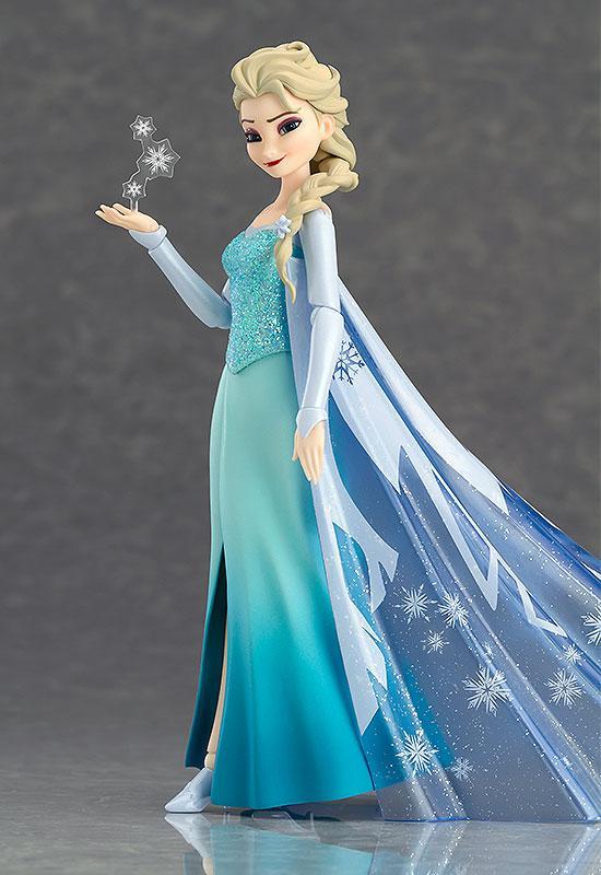 figma Frozen Elsa 0