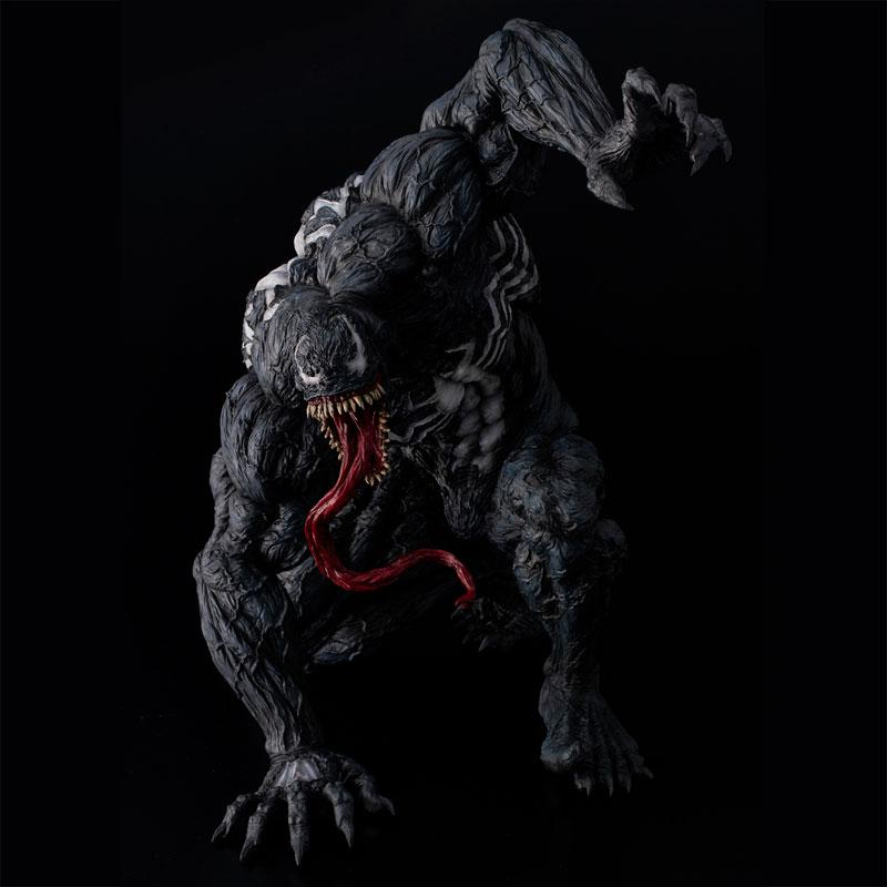 sofbinal stealth Venom 1.5Ver. Soft Vinyl Venom 1.5Ver. (w/Base) Complete Figure
