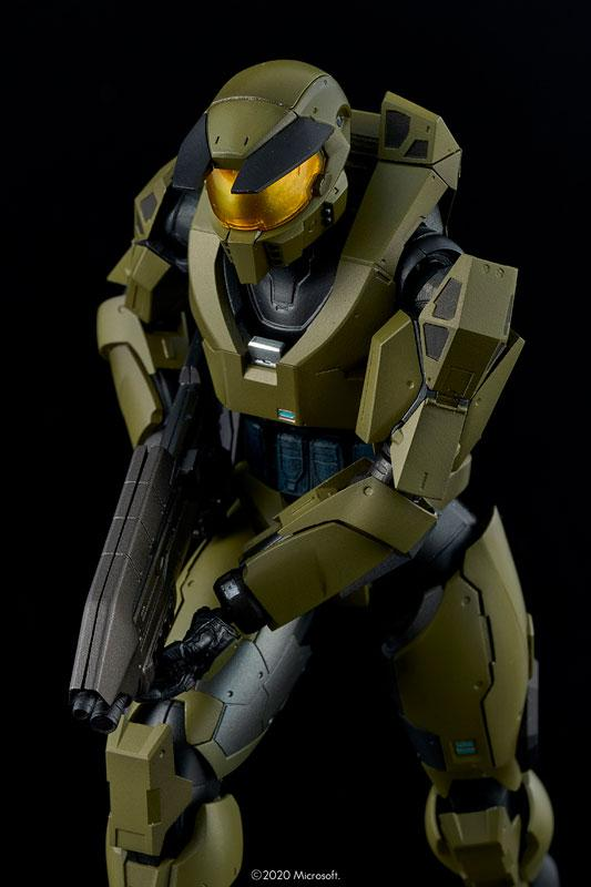 Halo 1/12 RE:EDIT Master Chief MJOLNIR Mark V Action Figure 10