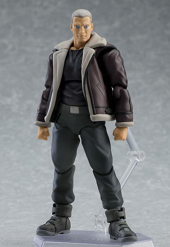 figma Ghost in the Shell STAND ALONE COMPLEX Batou S.A.C. ver. main