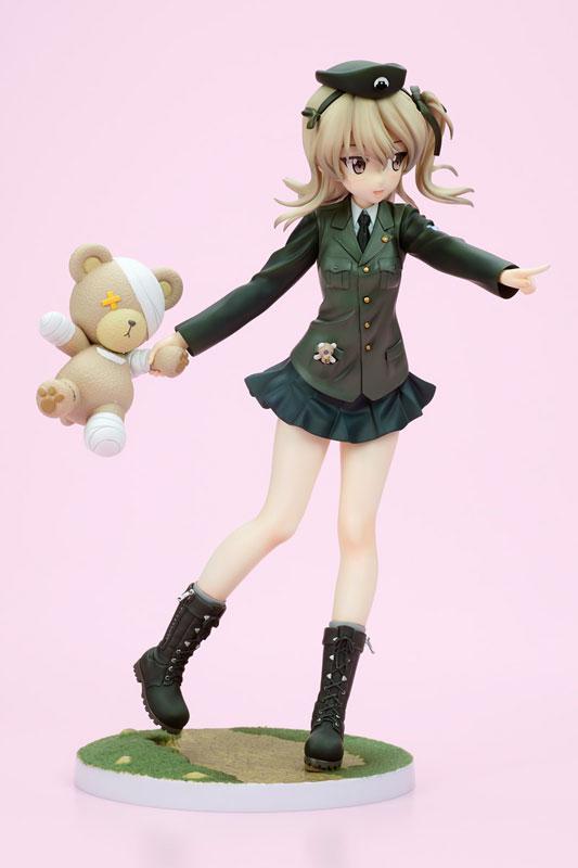 DreamTech Girls und Panzer Alice Shimada [Panzer Jacket Ver.] 1/8 Complete Figure 2
