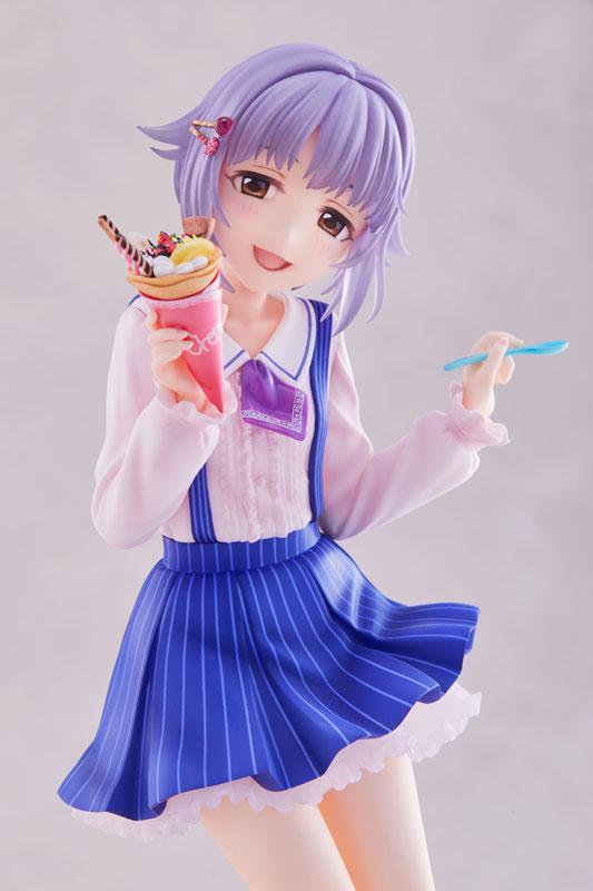 DreamTech THE IDOLM@STER Cinderella Girls [Self-proclaimed Sweet Heroine] Sachiko Koshimizu 1/7 Complete Figure 3