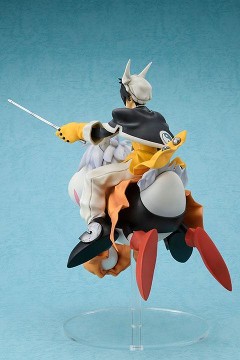 Hakyu Hoshin Engi Taikobo & Supushan 1/7 Complete Figure