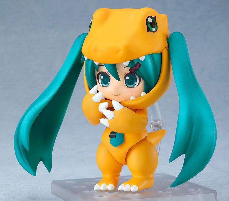 Nendoroid Hatsune Miku Kigurumi Agumon Ver. product