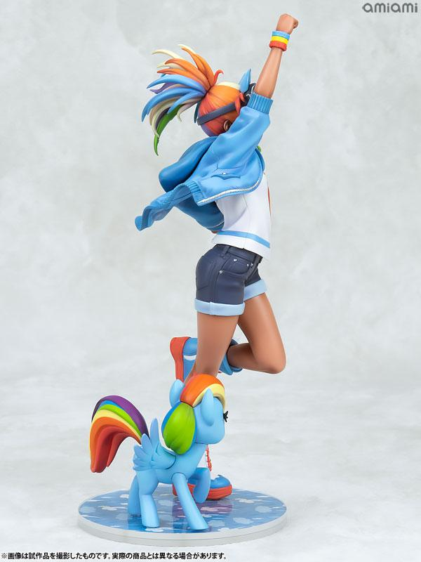 MY LITTLE PONY BISHOUJO Rainbow Dash 1/7 Complete Figure 5