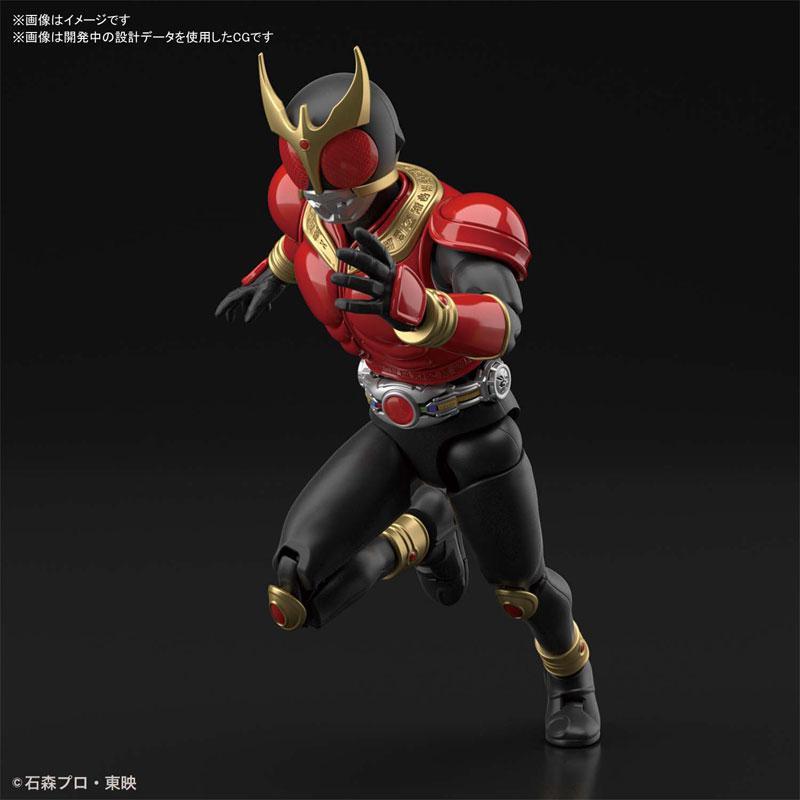 "Figure-rise Standard Kamen Rider Kuuga Mighty Form Plastic Model ""Kamen Rider Kuuga"" 1"