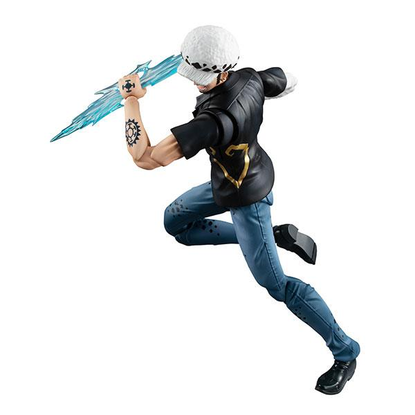 Variable Action Heroes ONE PIECE Trafalgar Law Ver.2 Action Figure 4