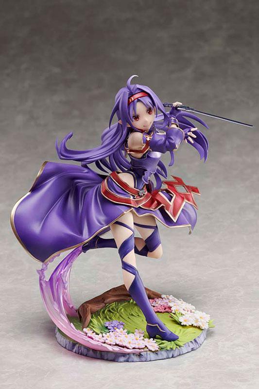 """Sword Art Online """"Absolute Sword"""" Yuuki <Mother's Rosario> ver. 1/8 Complete Figure"""