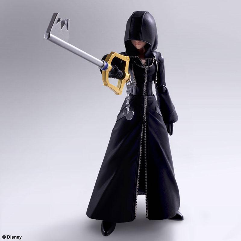 Kingdom Hearts III Bring Arts Xion 2