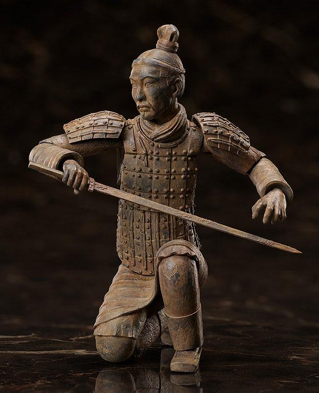 figma The Table Museum -Annex- Terracotta Army