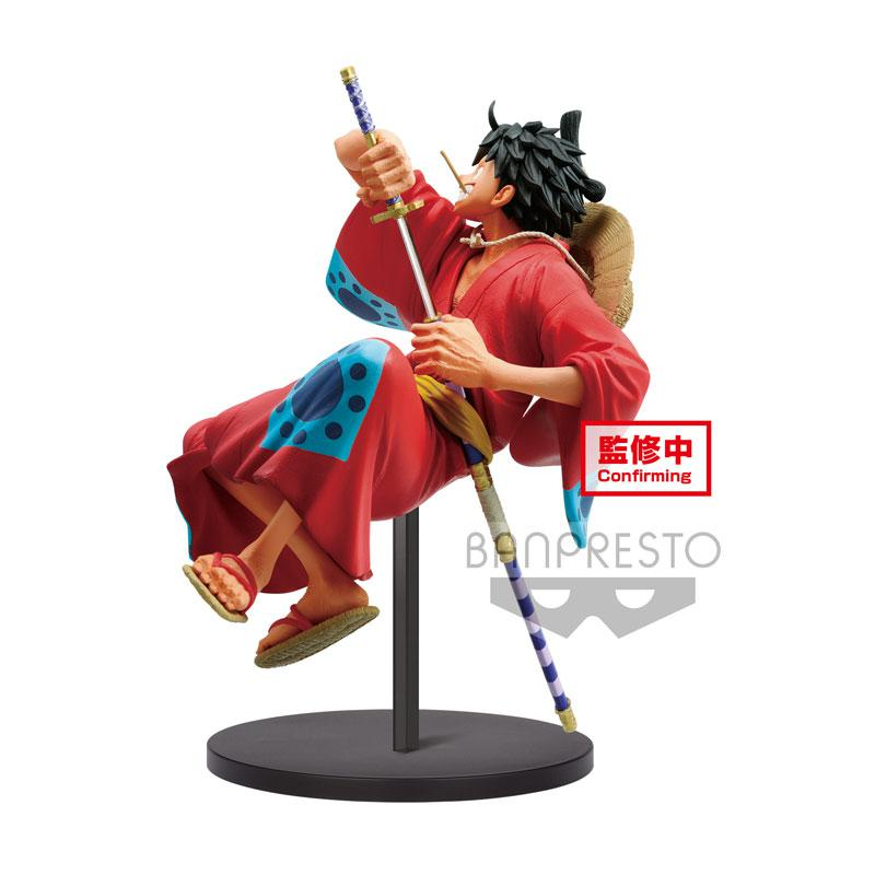 ONE PIECE KING OF ARTIST THE Monkey D. Luffy -Wano Kuni- (Game-prize) product