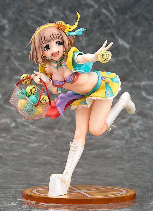 THE IDOLM@STER Cinderella Girls Yuzu Kitami Cirton Days Ver. 1/8 Complete Figure