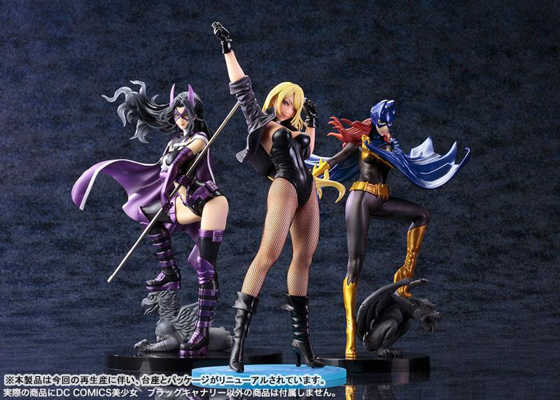 DC COMICS Bishoujo DC UNIVERSE Black Canary 2nd Edition 1/7 Complete Figure 7