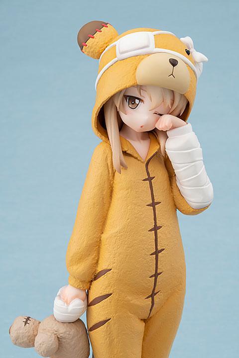 Girls und Panzer das Finale Alice Shimada Boko Pajamas Ver. 1/7 Complete Figure 3