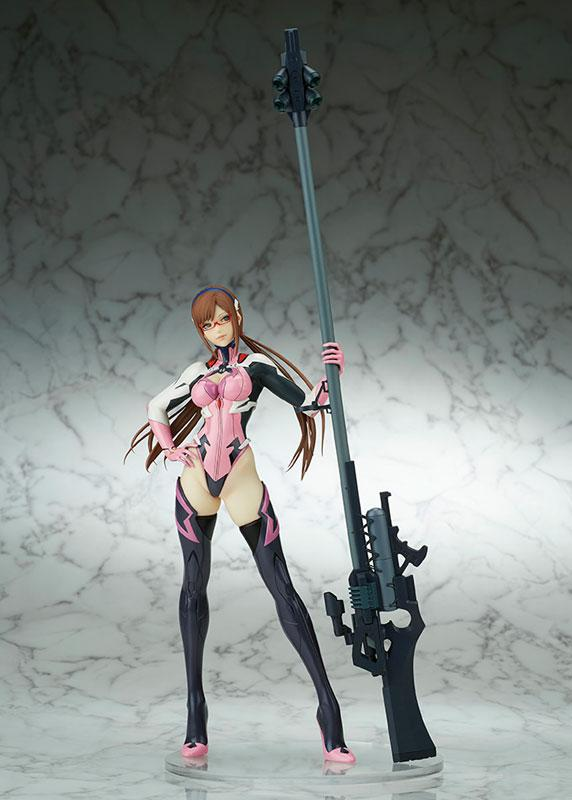 Rebuild of Evangelion Mari Makinami Illustrious Complete Figure 4