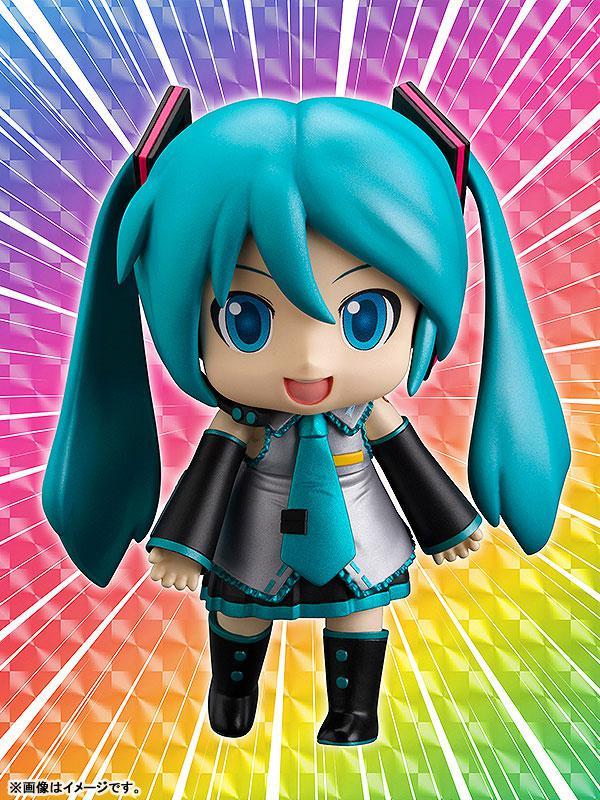 Nendoroid Character Vocal Series 01 Hatsune Miku Mikudayo- 10th Anniversary Ver.