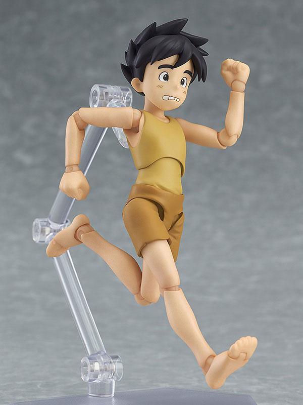 figma Future Boy Conan - Conan