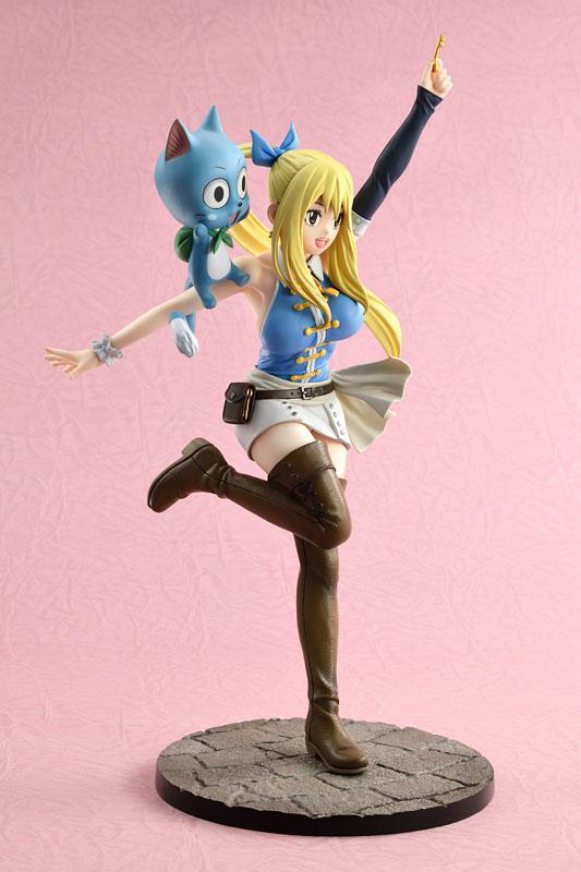 """FAIRY TAIL"" Final Series Lucy Heartfilia 1/8 Complete Figure"