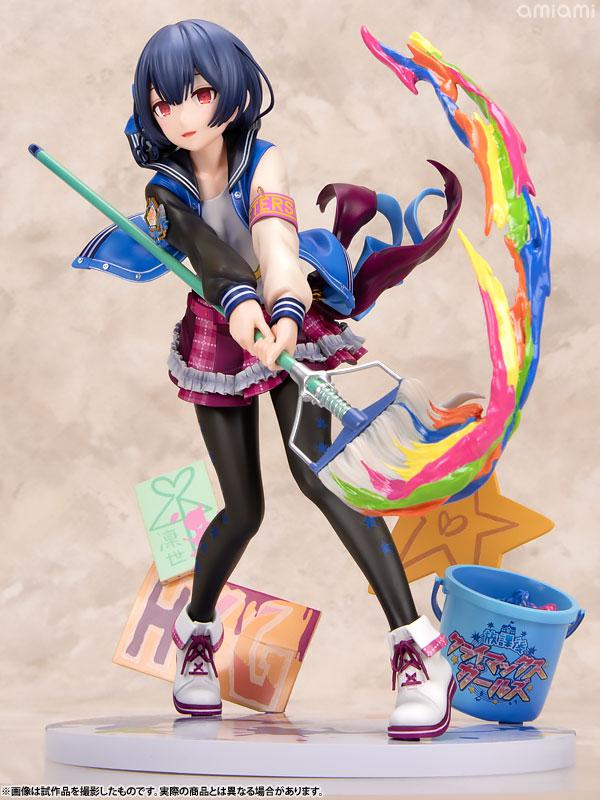 THE IDOLM@STER SHINY COLORS Rinze Morino Brave Hero Jersey ver. 1/8 Complete Figure 0