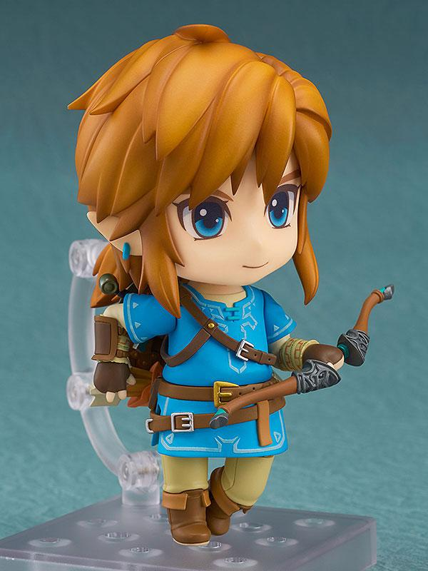 Nendoroid The Legend of Zelda Link Breath of the Wild Ver. DX Edition 7