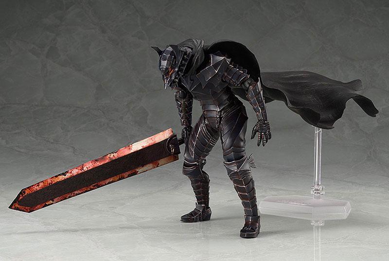 [Includes Correction Part] figma Berserk Guts Berserker Armor ver. Repaint Skull Edition 1